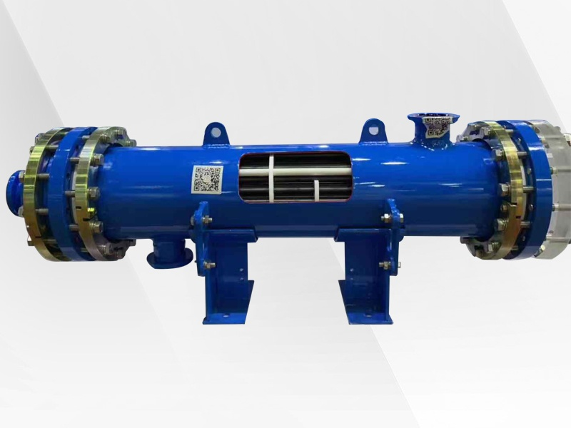 Advantages of SiC heat exchanger